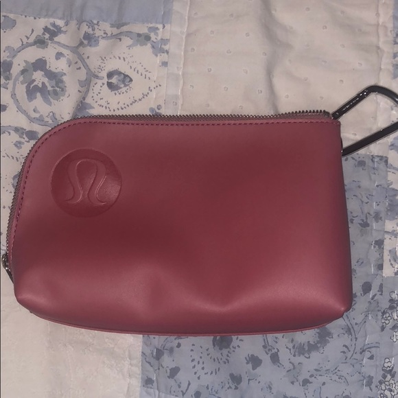 lululemon athletica Handbags - Lululemon off the mat pouch